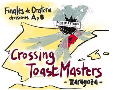 Concurso Toastmasters Crossing Zaragoza
