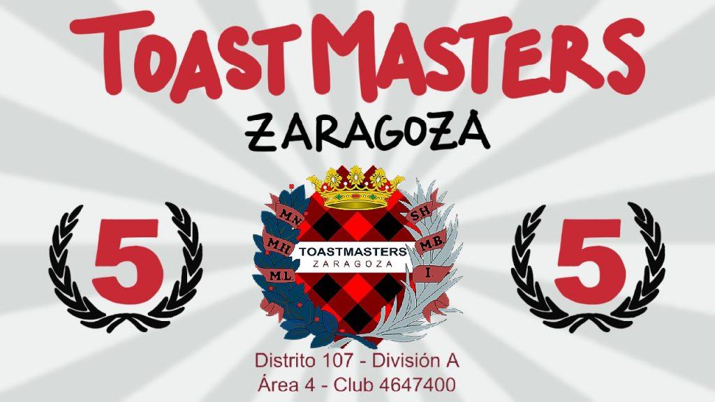 Quinto Aniversario TM ZgZ